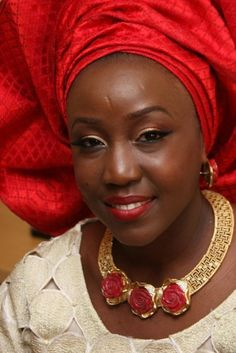nigerian attire