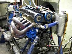 This powers the ford escort mk1 mexico cosworth