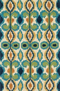 101 Beach House Must-Haves: LOLOI Enzo Indoor/Outdoor Rug | $739