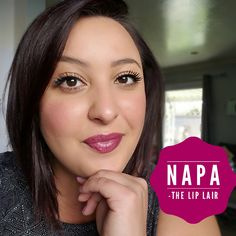 Napa Lipsense, a beautiful everyday wine color. $25 per lipsense and $20 for gloss. Take your makeup to the next level with this long wearing liquid lipstick. Guaranteed to last 4-18hrs! Lead Free, wax free, gluten free GMO free, and cruelty free www.theliplair.com @theliplair on IG