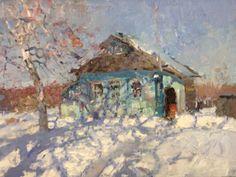 "Personal exhibition of Bato Dugarjapov ""Foretaste of warmth ..."