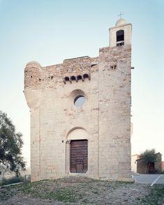 LD+SR, Andrea Bosio · Restauro Chiesa-Fortezza San Pietro