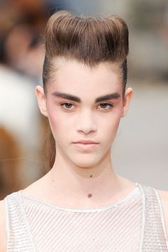 Beauty trends from Paris Haute Couture Fashion Week AW13/14
