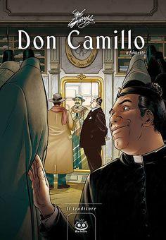La libreria dell'Uomo Vivo - Don Camillo a fumetti - Barzi Lombardi Mainardi