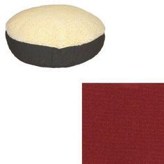 Snoozer Round Pillow Pet Bed Cream Snoozer with Fur Large Plum ** Learn more by visiting the image link. Raised Dog Beds, Dog Kennels For Sale, Cool Dog Houses, Cat Training Pads, Cat Shedding, Round Pillow, Dog Carrier, Animal Pillows, Cat Toys