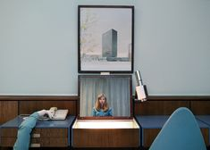 IlPost - © Anja Niemi, Starlets Anja Niemi prints are available from The Little Black Gallery, London - © Anja Niemi, Starlets Anja Niemi prints are available from The Little Black Gallery, London