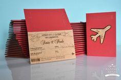 Convite passaporte para casamentos Baby Shower, 1, Books, Double Sided Picture Frame, Passport Invitations, Box Invitations, Personalized Invitations, Weddings, Viajes