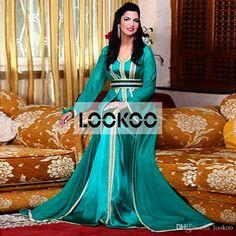 New Fashion 2016 Dubai Abaya Jalabiya Kaftans Fantasia Musilim Embroidery Beaded…
