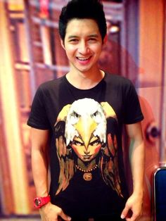 "Chand Kelvin today on ""Yuk Kita Sahur"""