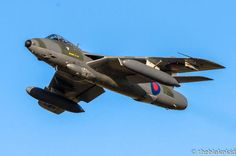"""Hawker Hunter. The machine on which I qualified as a """"Junior Magician"""""""