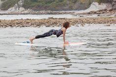 Mon séjour presse Domyos et Tribord à Hendaye : Yoga, Paddle et maillots de bain