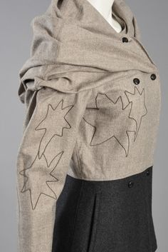 Architectural Anne Marie Beretta Jacket w/Embroidered Stars | BUSTOWN MODERN