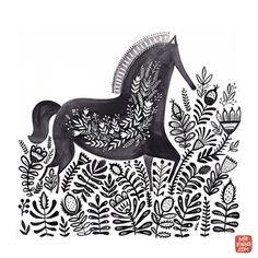 Horse: dinara mirtalipova