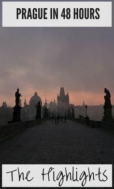 Prague Highlights