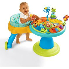 Bright Starts Doodle Bugs Around We Go Baby Activity Station $73.94 Walmart