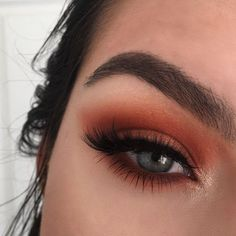These 40 Copper Eyeshadow Trends Look Good On Absolutely Everyone - Trend To Wear