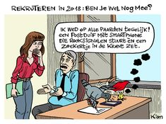 Rekruteren in ben je nog wel mee? Articles, Comics, Memes, Blog, Meme, Blogging, Cartoons, Comic, Comics And Cartoons