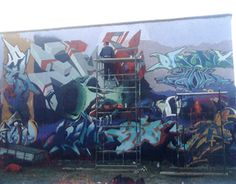 'Graffiti jam' - Radom