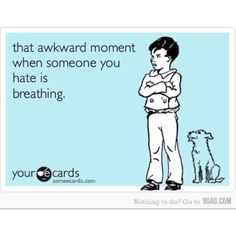 is it bad that i feel this way for 1 or 2 people? lol