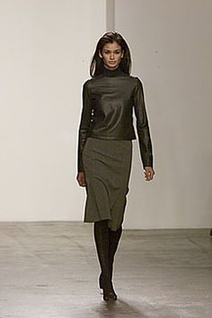 Calvin Klein Collection Fall 2000 Ready-to-Wear - Collection - Gallery - Style.com