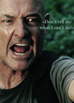 "John Locke, ""Don't tell me what I can't do!"""