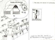 10 Best Parable Of The Rich Fool Images Sunday School Crafts