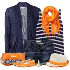 Orange Accessories by stay-at-home-mom on Polyvore featuring Enza Costa, Fat Face, Sole Society, Oasis, Bling Jewelry, Love Quotes Scarves and Ray-Ban