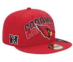 Arizona Cardinals 2013 Draft Hat.  CardsDraft  NFL  ArizonaCardinals   AZCardinals  NEWERA fee0ede4ac6