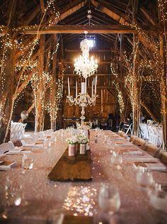 Barn Wedding Receptions / www. Barn Wedding Receptions / www. Perfect Wedding, Our Wedding, Dream Wedding, Wedding Country, Trendy Wedding, Country Weddings, Romantic Weddings, Outdoor Weddings, Summer Weddings
