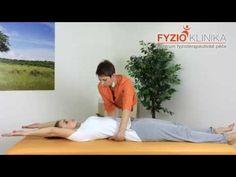 Cvičení Ludmily Mojžíšové pro posílení břišních a hýžďových svalů - YouTube