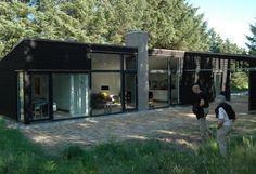 Sommerhus ved Rubjerg - ARKITEKTUR I TRÆ