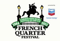 The New Orleans French Quarter Festival Is Held Annually in April