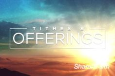 Give to the One who has given eternal life. Represent the offering portion of the service with this beautiful church tithes and offering video. #Sharefaith #Easter #EasterMedia #Faith #ChurchMedia #VideoLoop