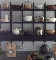 Falsterbo, l'étagère murale à l'esprit d'antan - Marie Claire Maison
