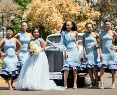 Setswana Traditional Dresses, African Traditional Wear, African Traditional Wedding Dress, Traditional Wedding Attire, African Fashion Skirts, African Print Fashion, African Dress, African Wear, African Bridesmaid Dresses