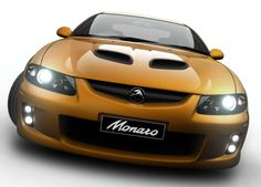 2005 Holden Monaro CV8 Z. It looks so much better as a Holden than it did as a Pontiac.