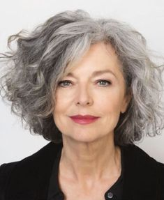 Salt and Pepper Hair Medium Length Wave Synthetic Lace Front Wigs 12 Inches - Grey curly hair - Hair Grey Curly Hair, Silver Grey Hair, White Hair, Grey Hair Haircut, Grey Hair Natural, Wavy Hair, Brown Hair, Short Silver Hair, Short Grey Hair