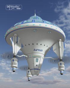 Vimana Flying Machine