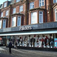 Our flagship store in Great Yarmouth Market Place. We can trace our history back to 1837!