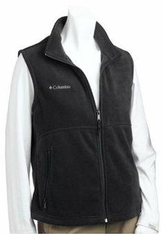 Columbia Sportswear Women's Fern Creek Vest ($49.99) http://www.amazon.com/exec/obidos/ASIN/B00063DJWW/hpb2-20/ASIN/B00063DJWW Nice and soft, good fit. - It is one of my most favorite articles of clothing. - It is perfect for all casual fall/winter outfits.