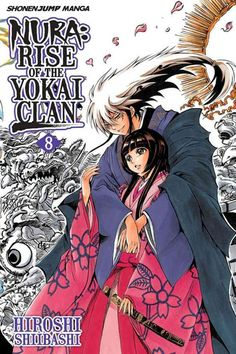 Nura: Rise of the Yokai Clan 8