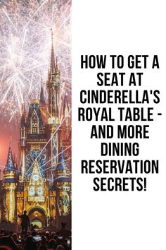 Heading to Disney World? Here's a quick 101 on how to make Disney dining reservations and the rookie mistakes to avoid. Especially if you want to dine at the Be Our Guest or Cinderella restaurants. Cinderella Royal Table, Rookie Mistake, Disney World Planning, Disney Dining, Disney Tips, Mistakes, Restaurants, How To Get, Diners