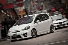Out and About: Honda Fit | Flickr - Photo Sharing!
