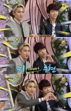 #ToHeart Woohyun & Key