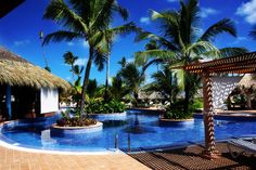 The Excellence Punta Cana Resort in the Dominican Republic!