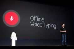 Google Voice has amended a new update that would improve proficiences in voice commands.