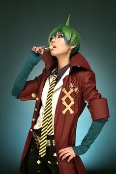 Amaimon - Blue Exorcist/Ao no Exorcist - Cosplay
