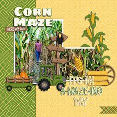 Value Pack: Corn Maze