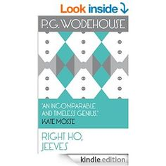 Right Ho, Jeeves: (Jeeves & Wooster) (Jeeves & Wooster Series) - Kindle edition by P.G. Wodehouse. Literature & Fiction Kindle eBooks @ Amazon.com.