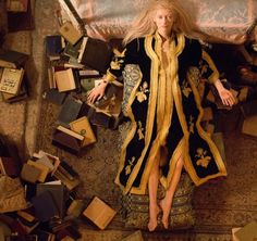 Jim Jarmusch - Only lovers left alive - Tilda Swinton Tim Burton, Ohio, Only Lovers Left Alive, Female Vampire, Film Inspiration, British Actors, American Actors, Documentary Film, Lady